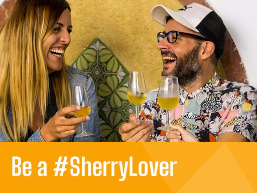 Be a #SherryLover