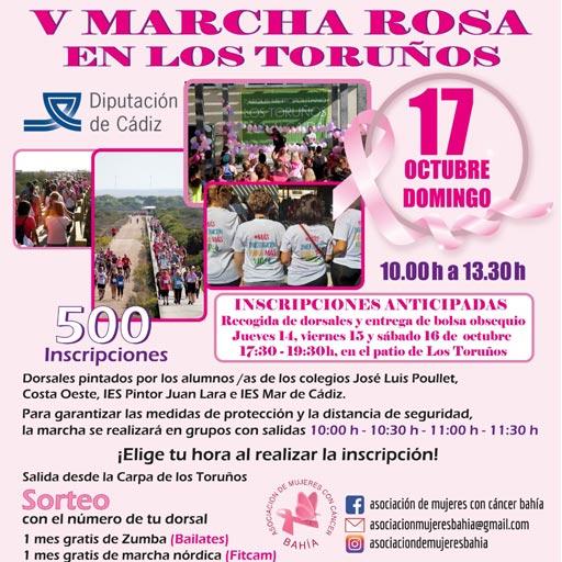 V Marcha Rosa