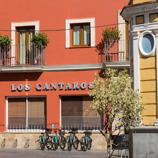 HOTEL LOS CÁNTAROS (***)