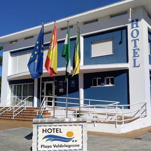 HOTEL PLAYA DE VALDELAGRANA (**)